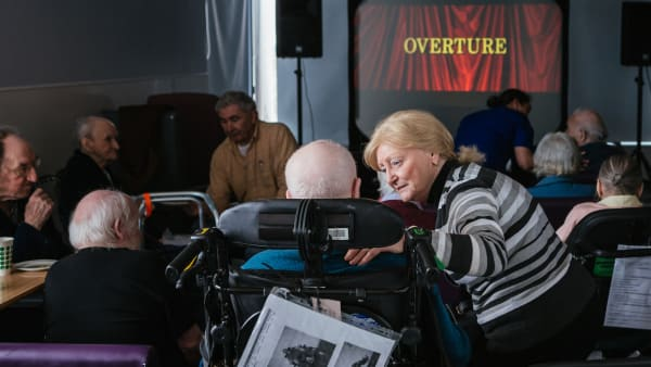 Read: Cinema in care centres